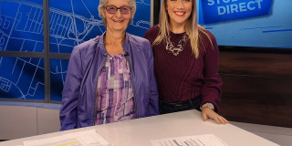 Rachel Turgeon sur TVRS