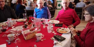 Être ensemble: tradition du temps des fêtes